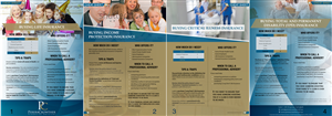Brochure Design by UrbainFX - Fact Sheets for Insurance