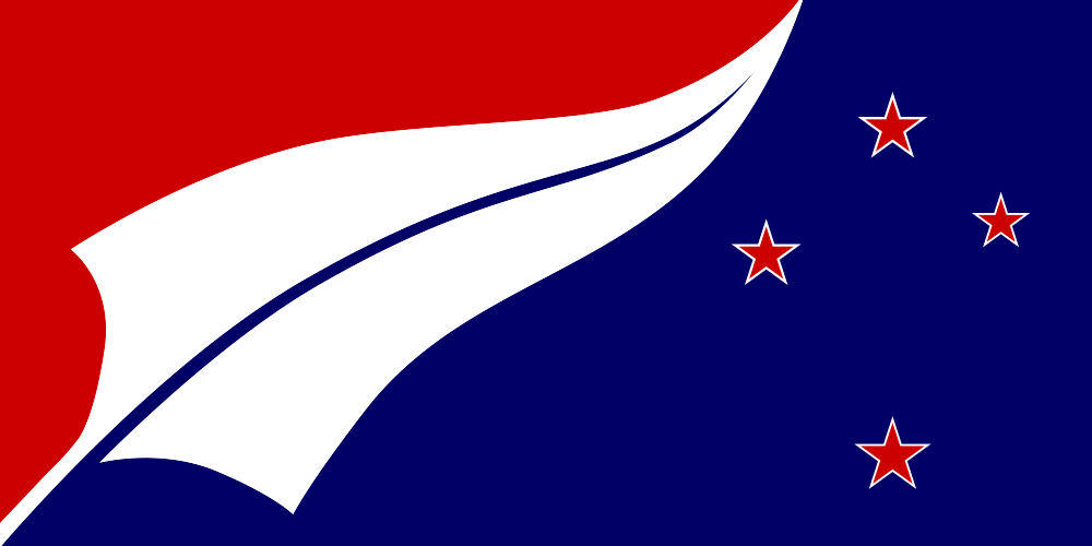 Alternative Design Suggestions For The New Zealand Flag