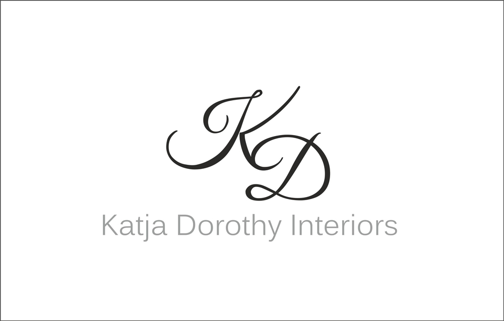 design de logo haut de gamme s rieux business pour katja dorothy interiors par fix design. Black Bedroom Furniture Sets. Home Design Ideas