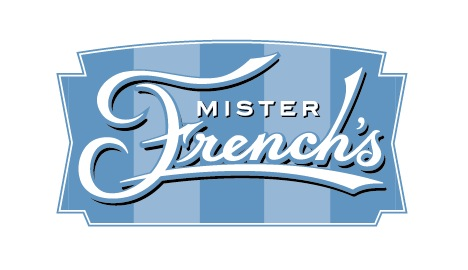 Mister French's Logo Design by Eric Pohl