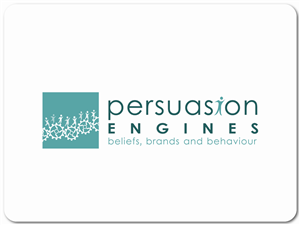 Logo Design by UsBeingUs.com - Debs - Persuasion Engines