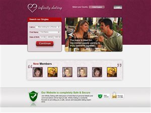 Dating site closed