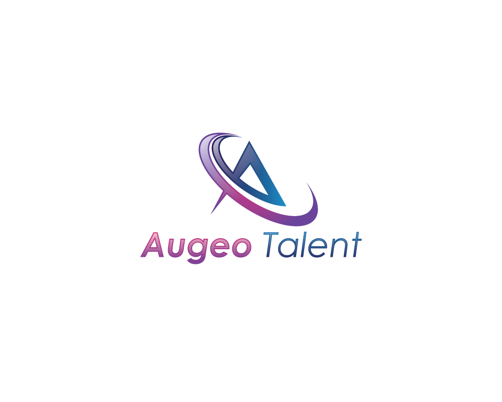 professional serious education logo design for augeo