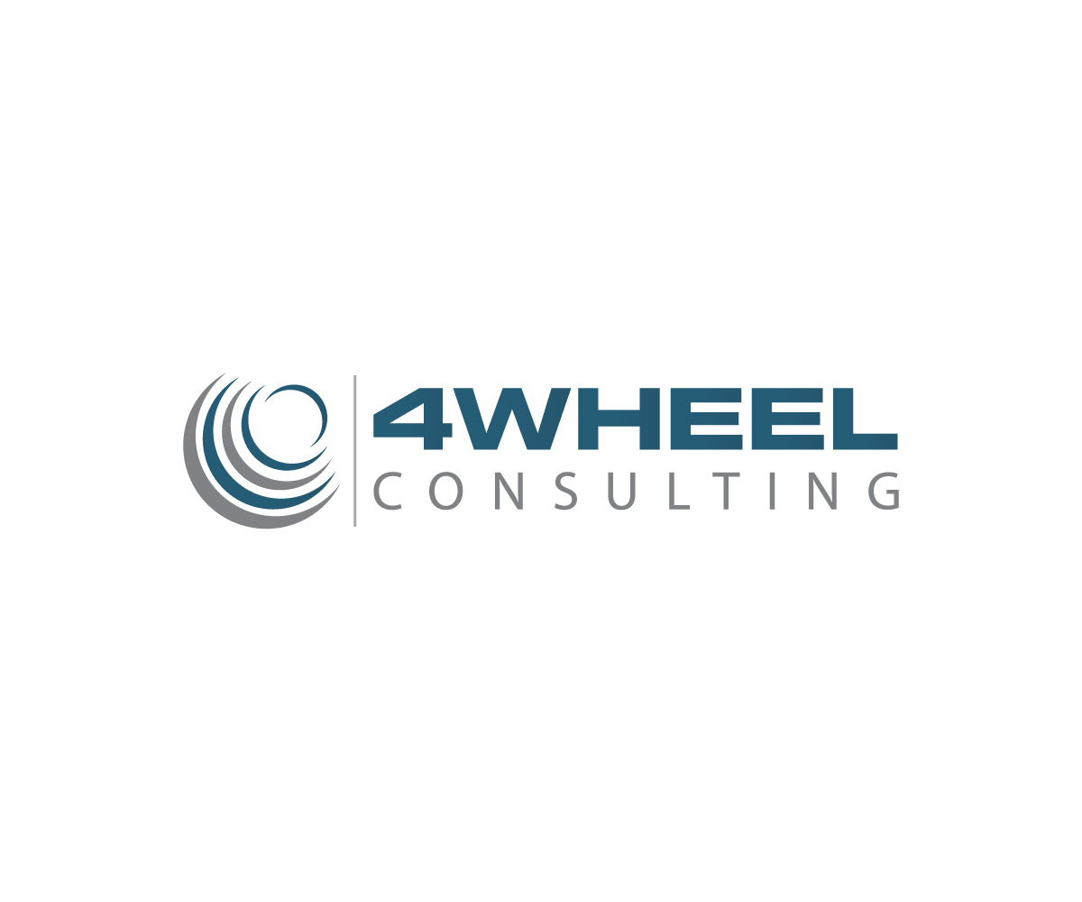 Automotive logo design for 39 4wheel consulting 39 or 39 4wc 39 by for International design company