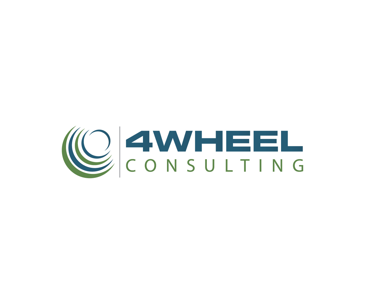 Logo design for 4wheel consulting by angelo design 3396909 for Design consultancy internship
