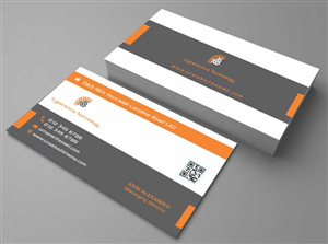 Information Technology Business Card Design Galleries For