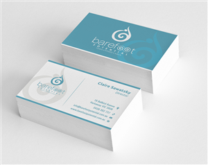 Yoga Business Card Design Galleries for Inspiration
