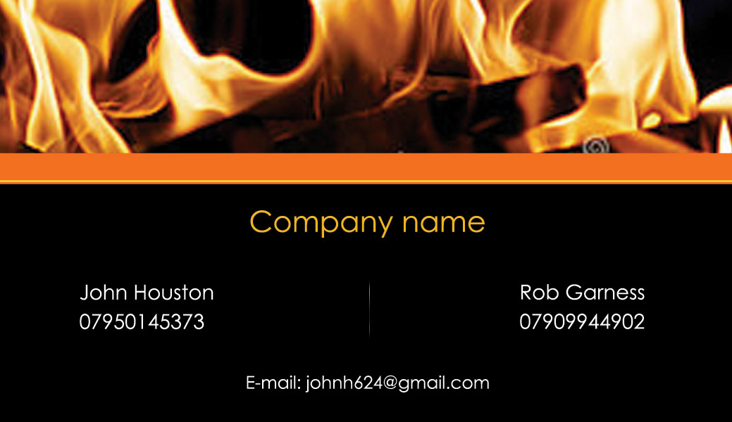 Firewood business card design for a company by sharmistha design business card design by sharmistha for this project design 3393101 colourmoves