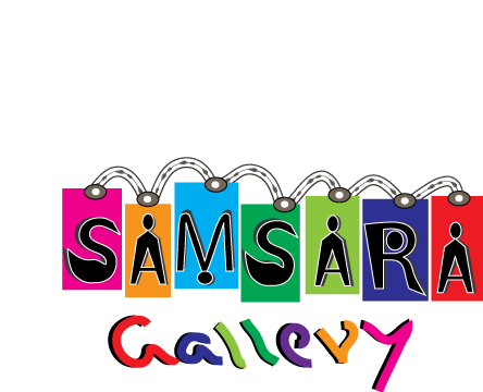 Art Gallery Logo Design for Samsara Gallery by karthik ...