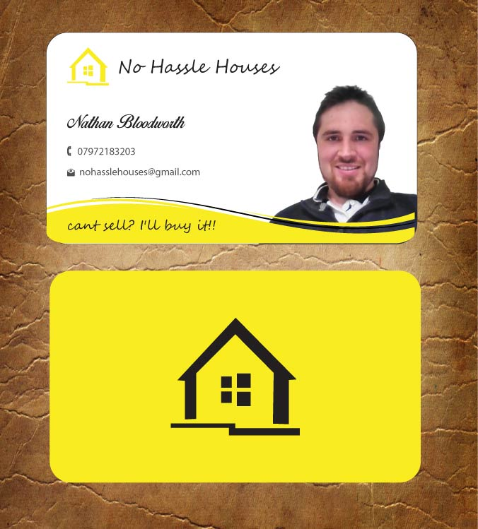 Business Card Design By Sandy1155 For Property Investor Needs A With Logo