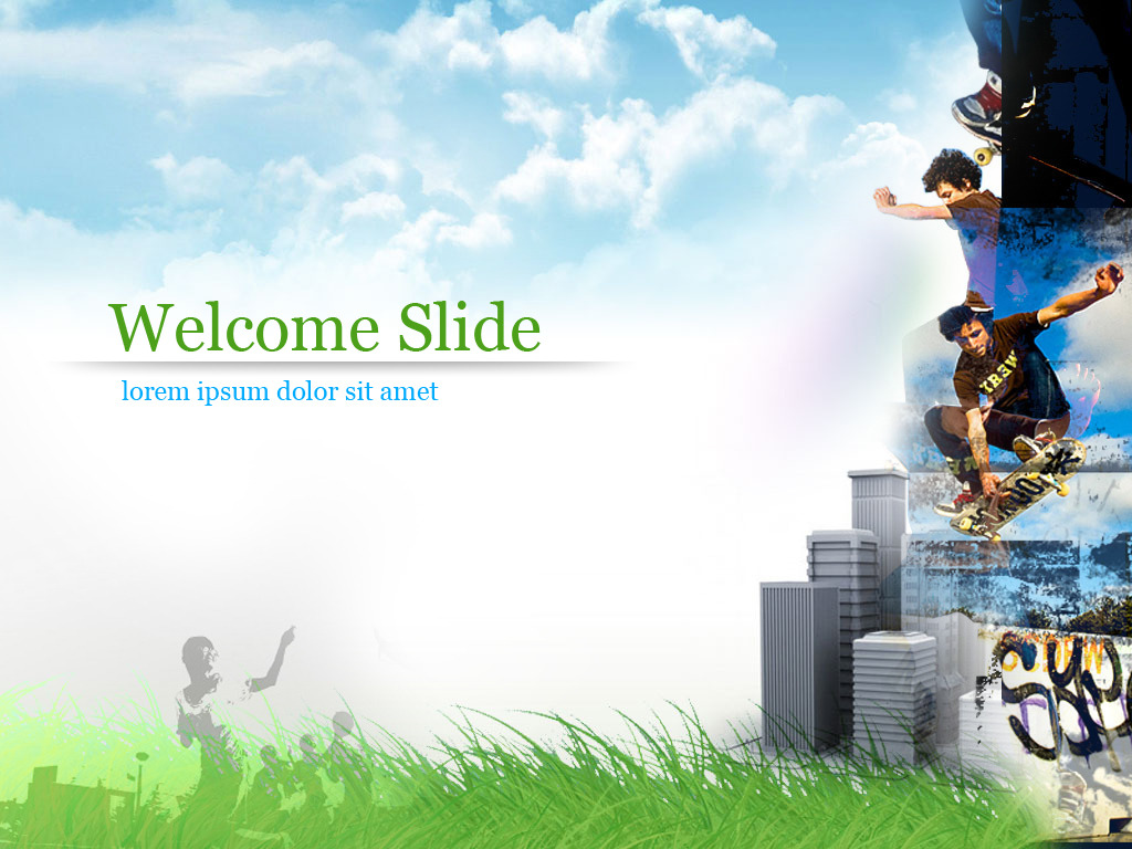 4 masculine powerpoint designs club powerpoint design project for