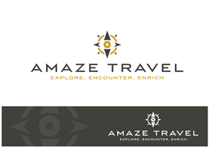 Logo Design by Concept Company - Luxury Travel Business Needs a Logo Design