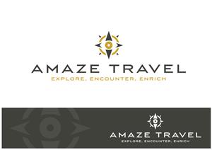 Logo Design by Concept Company - Luxury Travel Business Needs a Logo Design