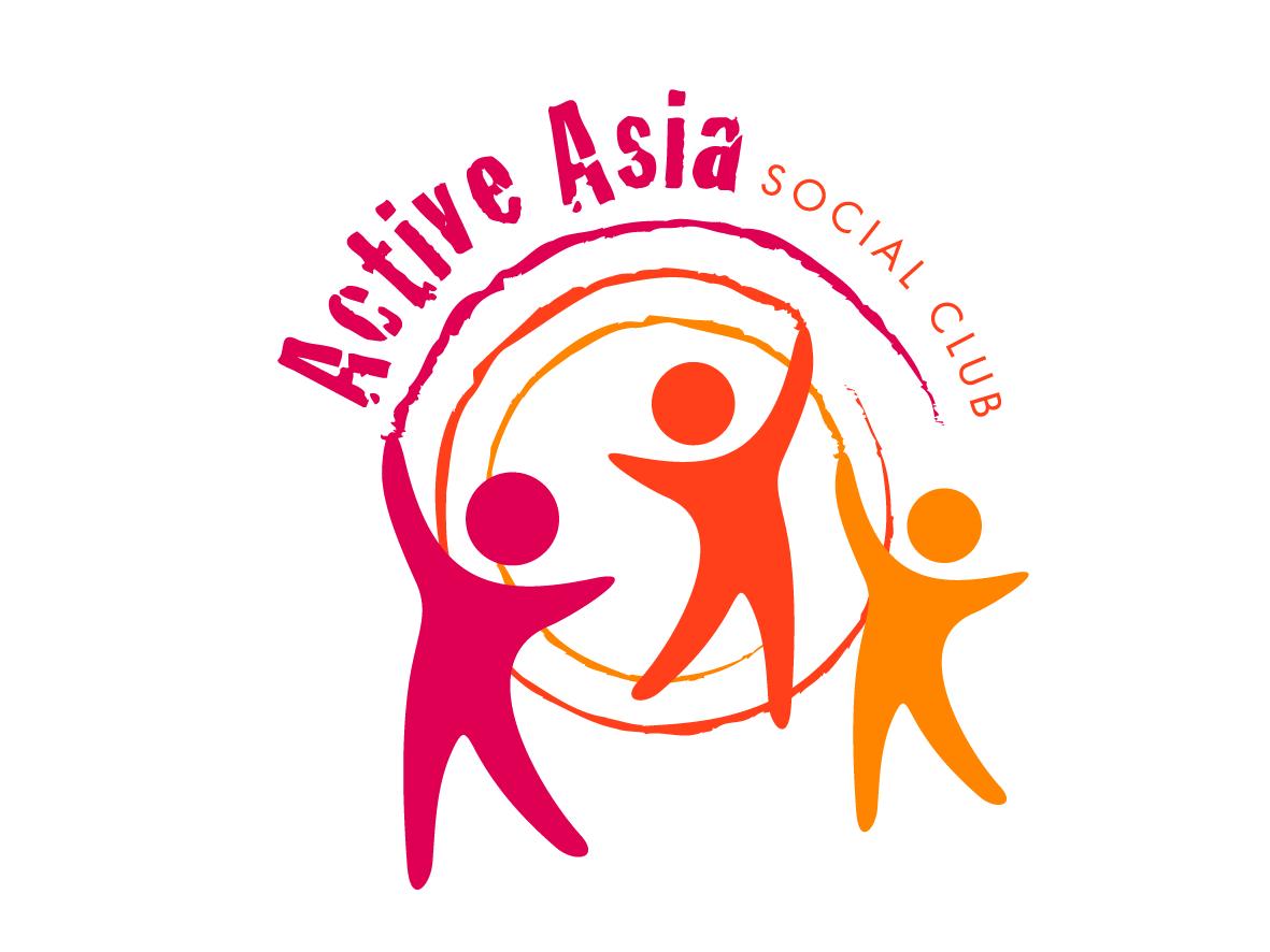 42 Bold Modern Social Club Logo Designs for ACTIVE ASIA ...
