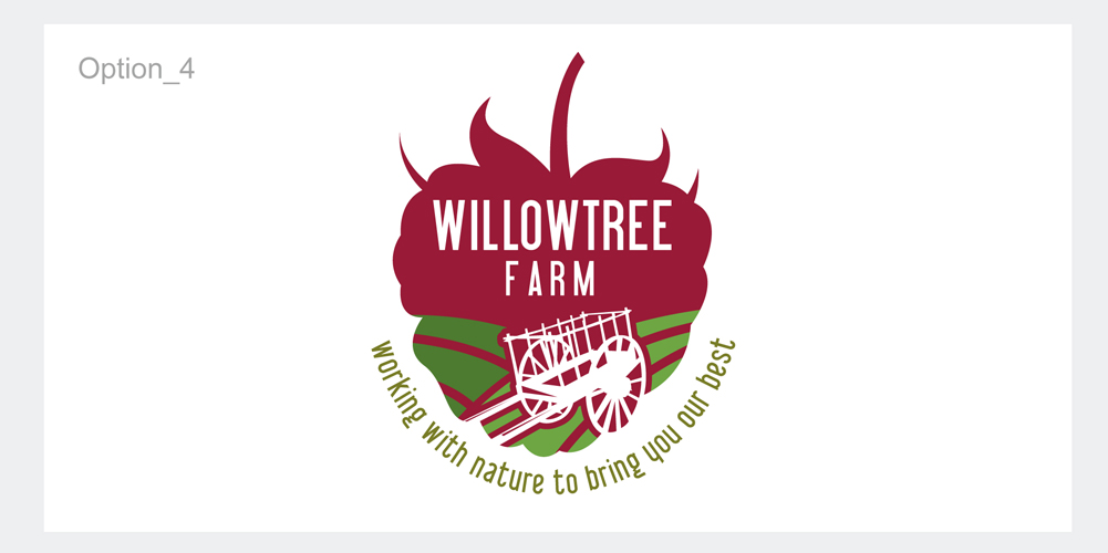 bold playful marketing logo design for willowtree farm by esolz rh designcrowd com willow tree logo images willow tree looks dead
