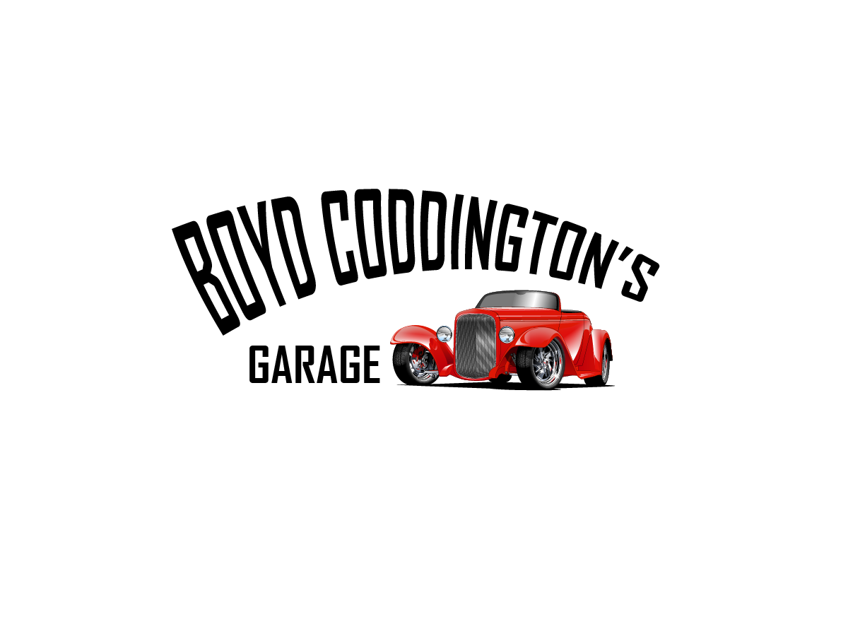 design de logo s233rieux moderne garage pour boyd