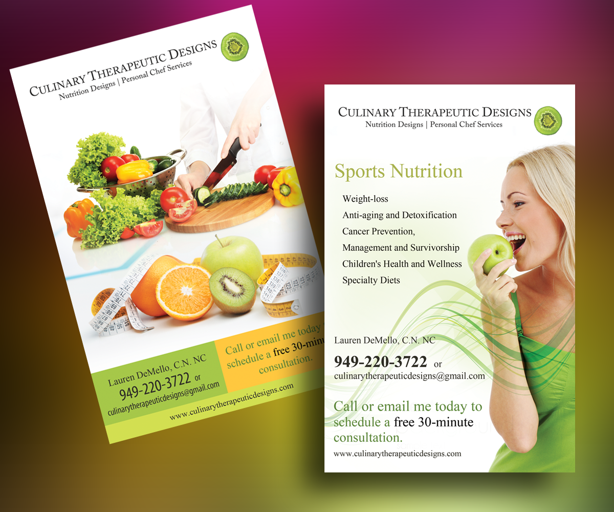 13 Professional Cooking Flyer Designs for a Cooking business in – Contemporary Flyer