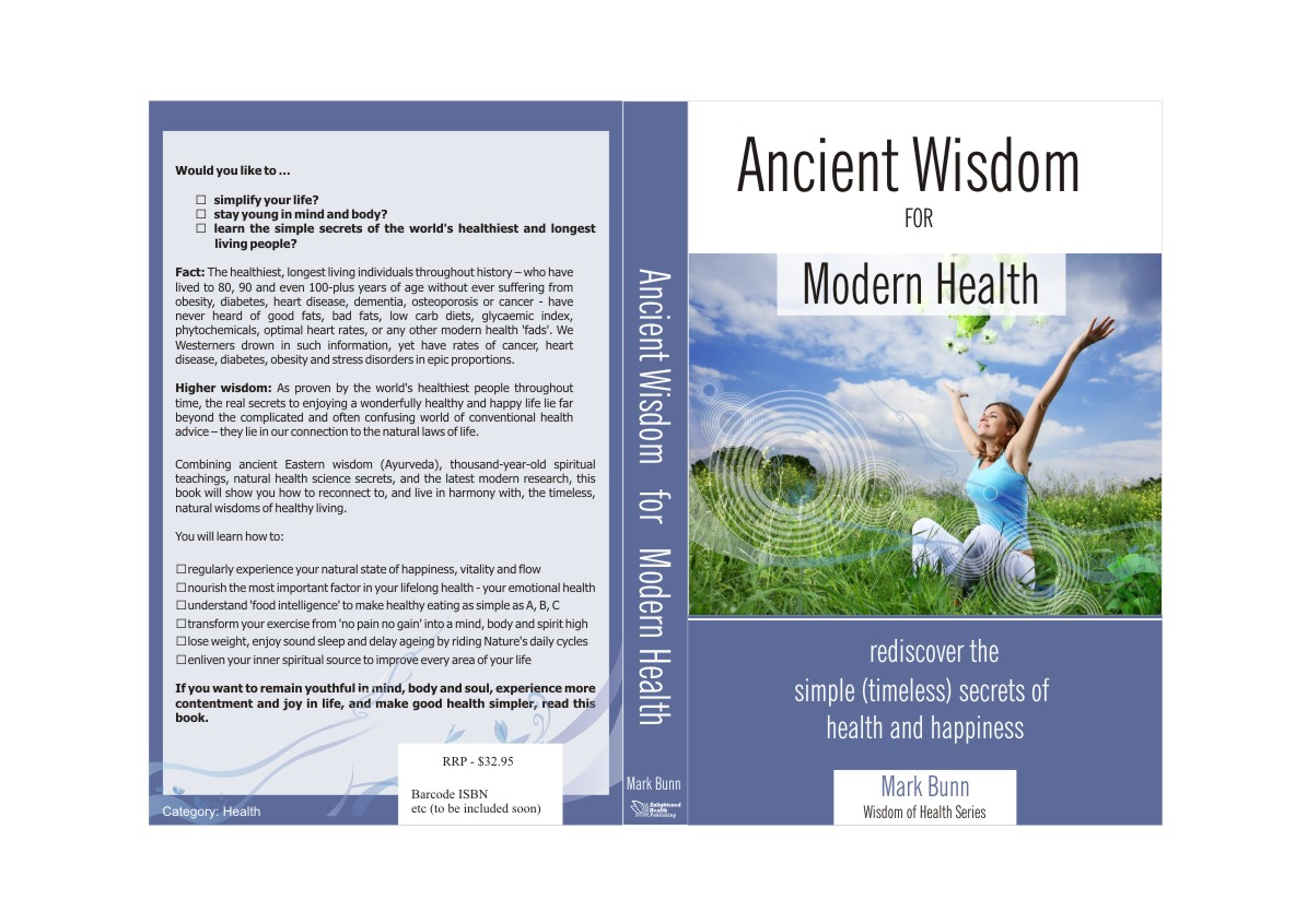 Health Book Cover Design ~ Elegant modern printer book cover design for haa by
