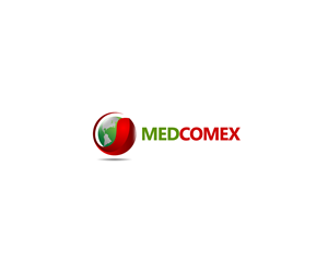 64 Serious Modern E-Commerce Logo Designs for MEDCOMEX a E ...