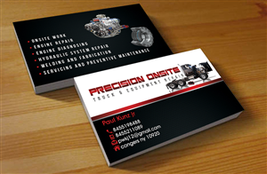 Welding Business Card Designs 30 Cards To Browse
