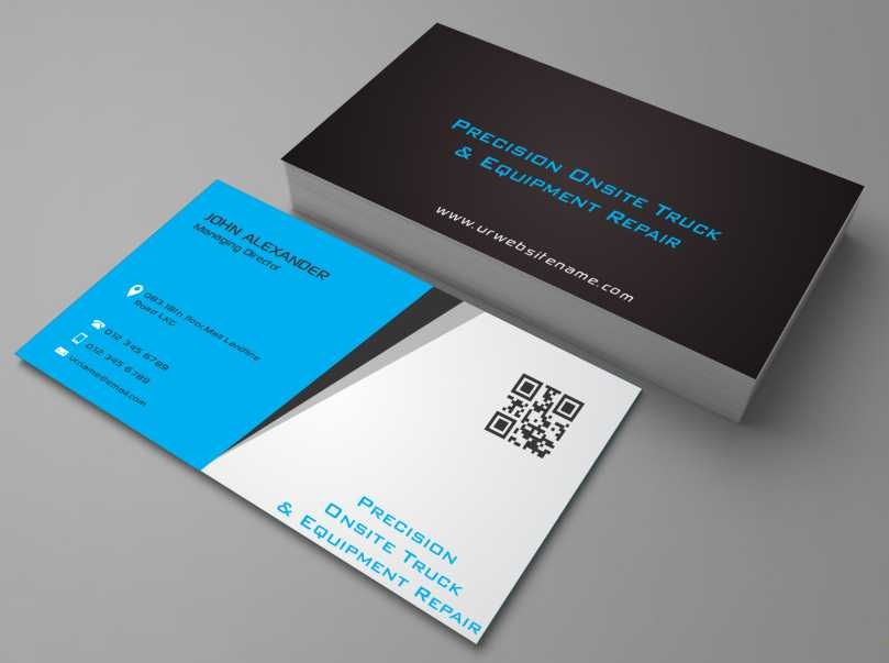 Welding Business Card Design for a Company by AwsomeD | Design #3419237