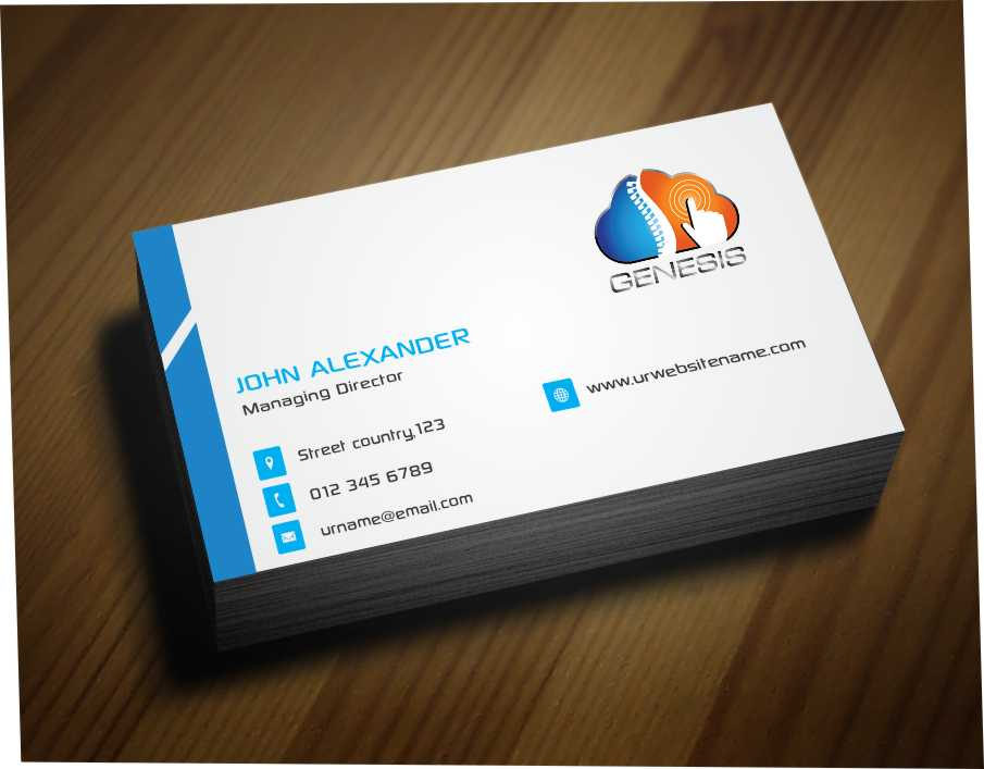 79 Professional Business Card Designs for a business in United States