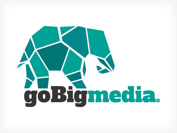 South African Go Big Media Logo by bentpencil