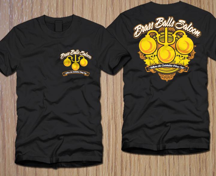 5da4a452 Restaurant T-shirt Design for a Company by One Day Graphics | Design ...