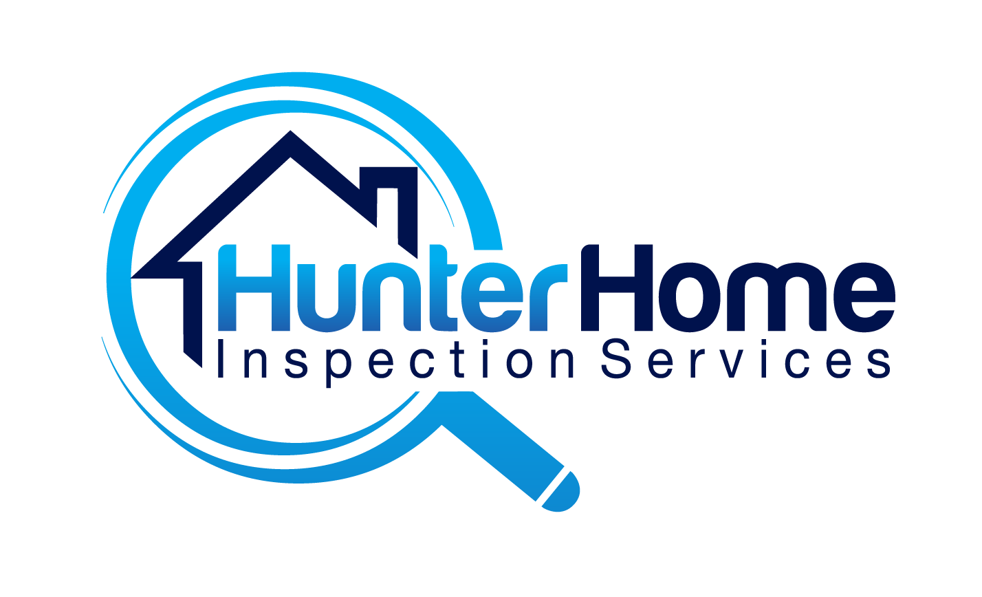 hunter home inspection logo logo design contest brief 479161