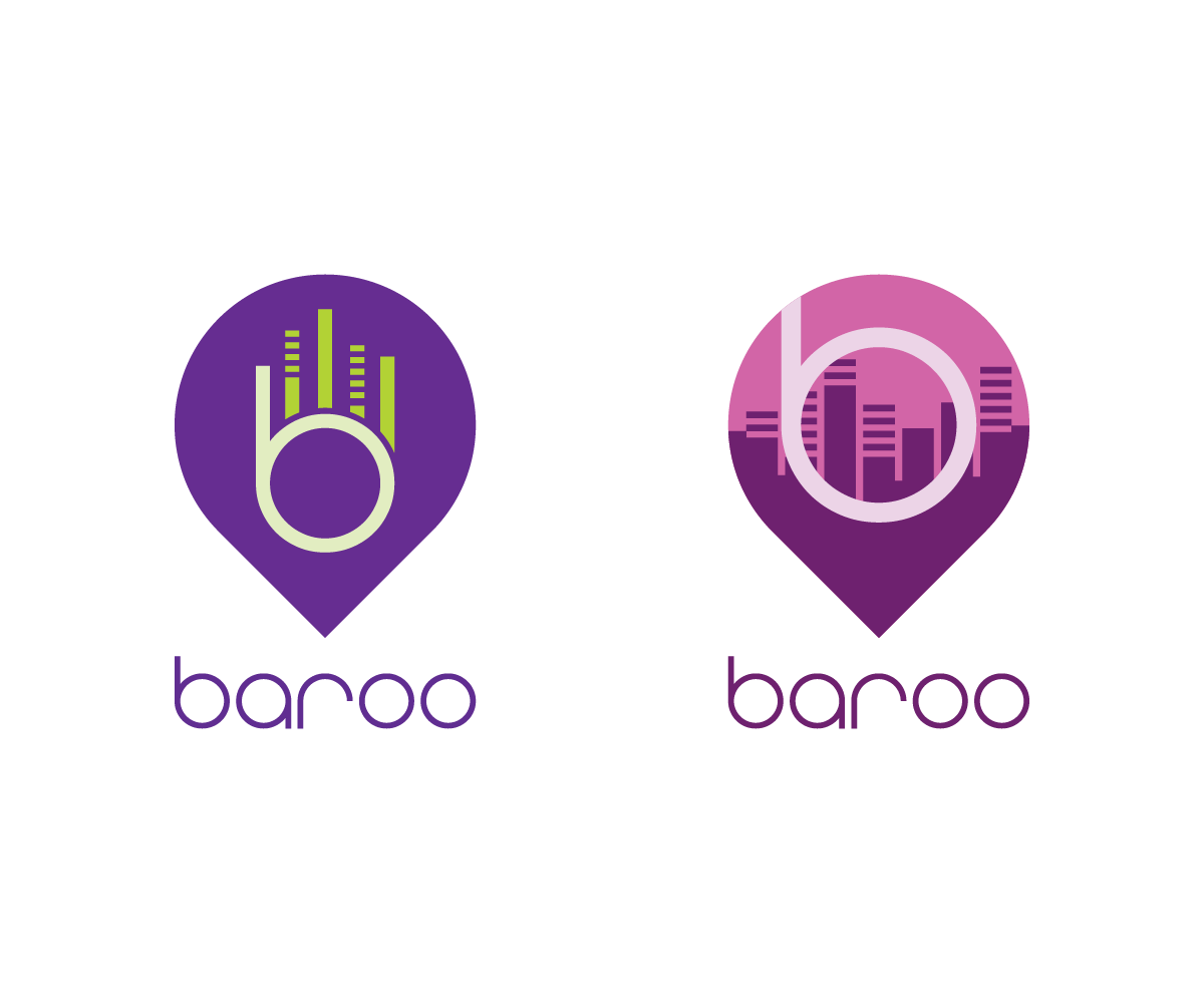 Modern, Colorful, It Company Logo Design for Baroo by ... - photo#48