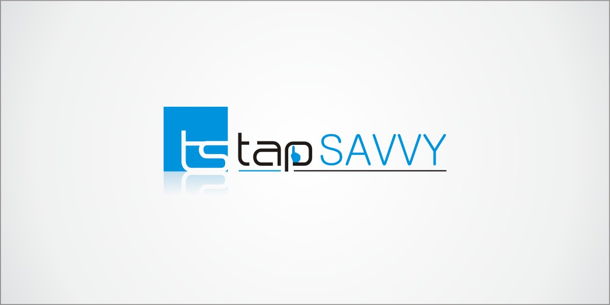 Bold, Modern, Business Logo Design for TapSavvy by Vivek