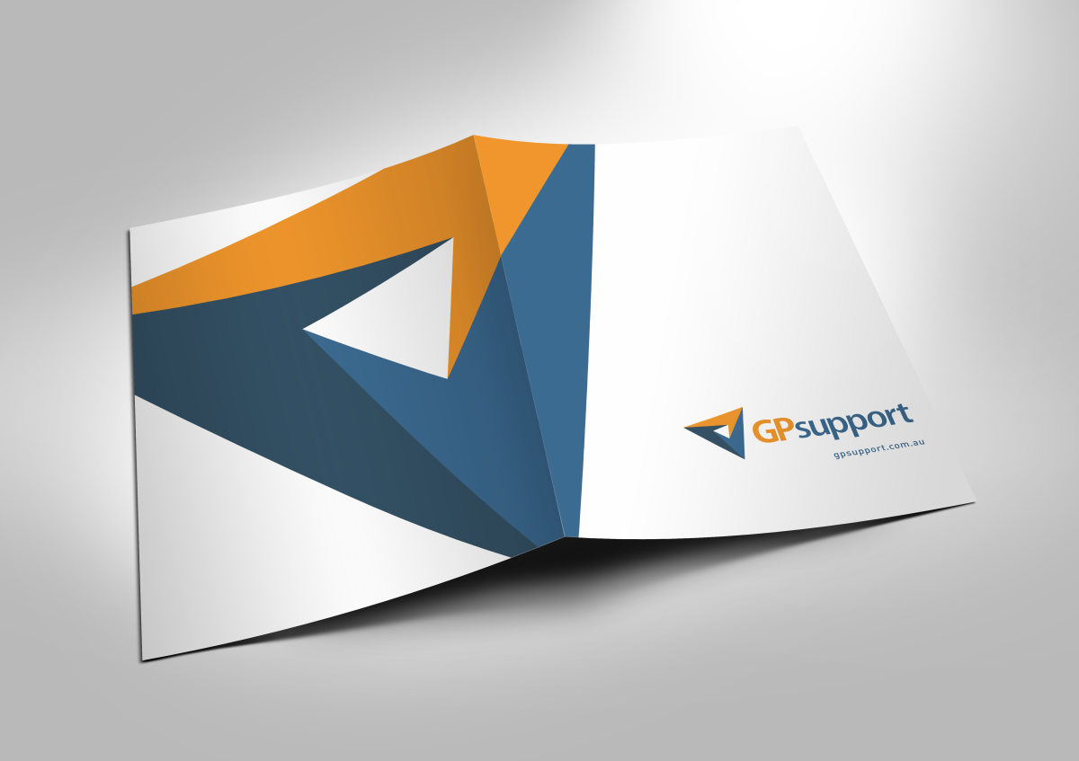 Serious Professional Stationery Design For Gpsupport By