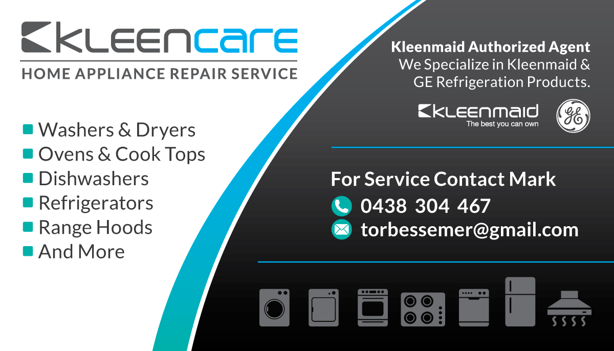 Business Card Design for Kleen Care by aeraxeur | Design #3475849