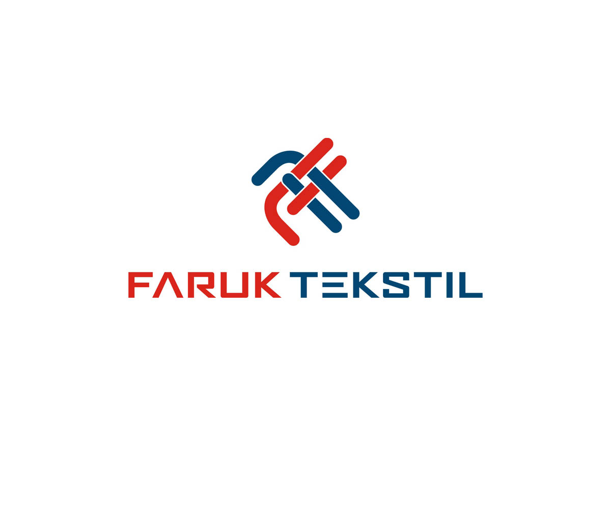 Logo design for faruk tekstil by electricbill design for International design company