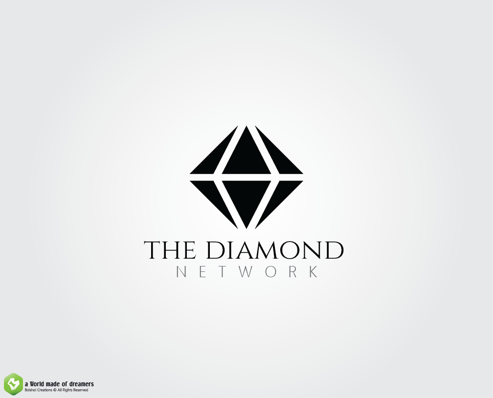 preview logo sg abstract drop logovenue diamond water vr templatete crystal stock