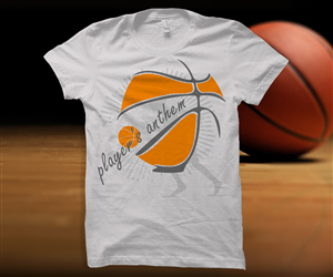 modern bold shop tshirt design by ochatheangel - Basketball T Shirt Design Ideas