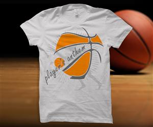 shirt design for basketball t shirt design by ochatheangel