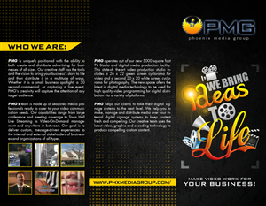 Brochure Design Contest Submission #861945