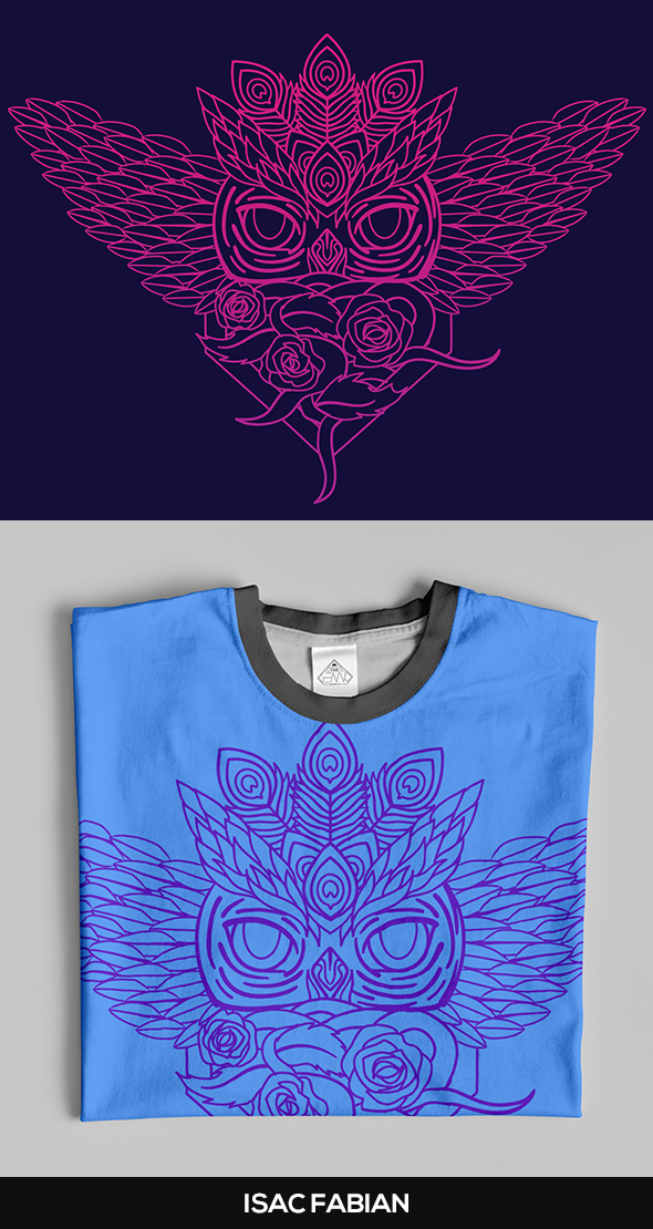 T Shirt Design For Acceptance Clothing By Aezacfabian