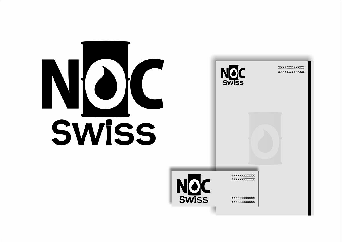 Bold, Playful, Business Logo Design for NOC Swiss by Swati Sharma ...