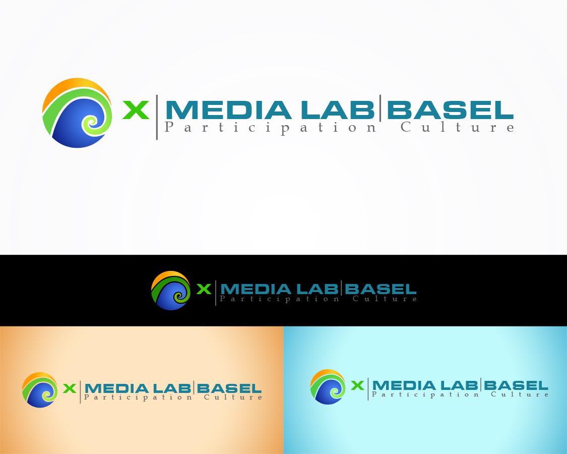 Design de Logo Élégant, Léger, Digital pour 'X Media Lab