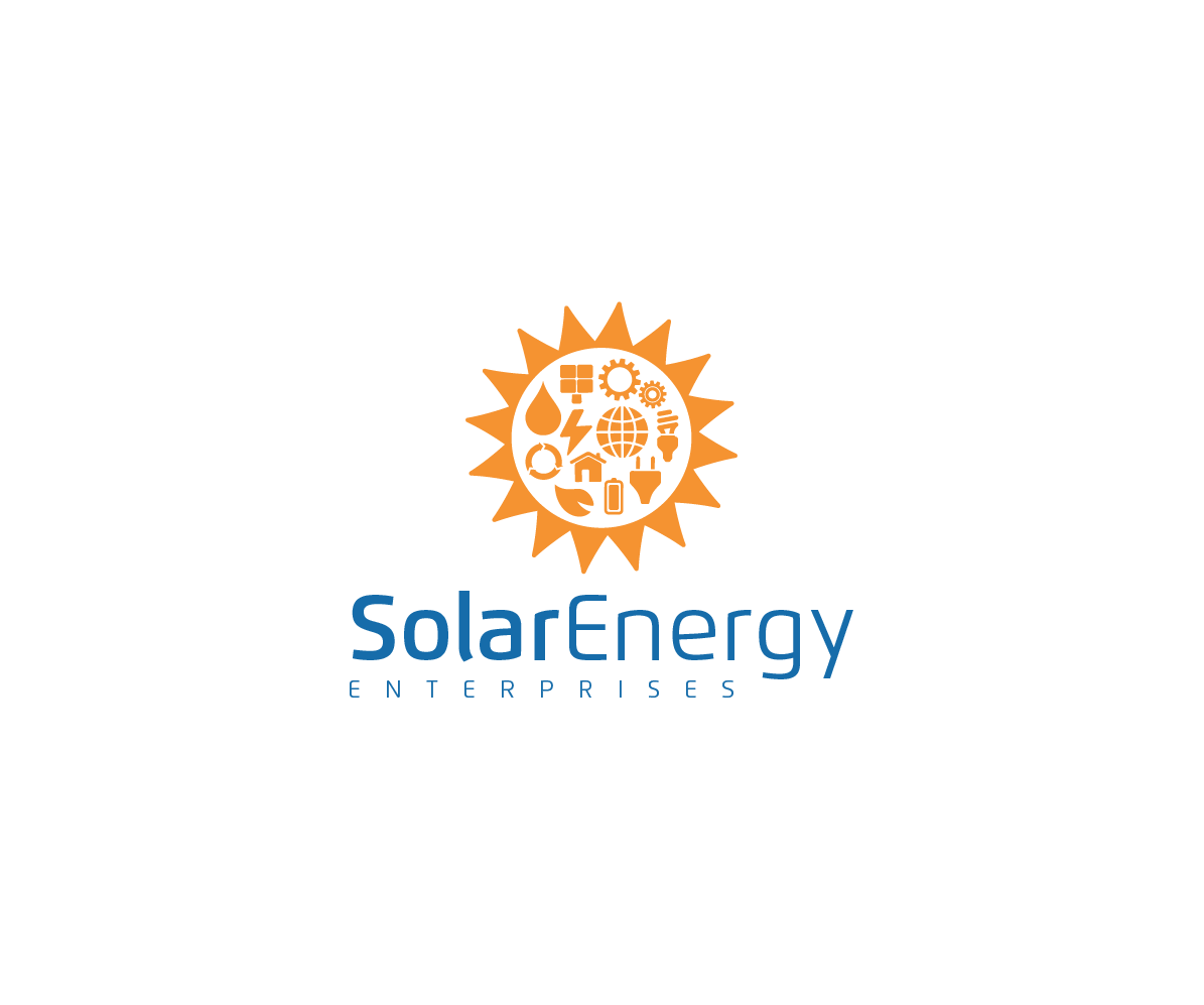 Shop Logo Design for Solar Energy Enterprises by designedbykyle