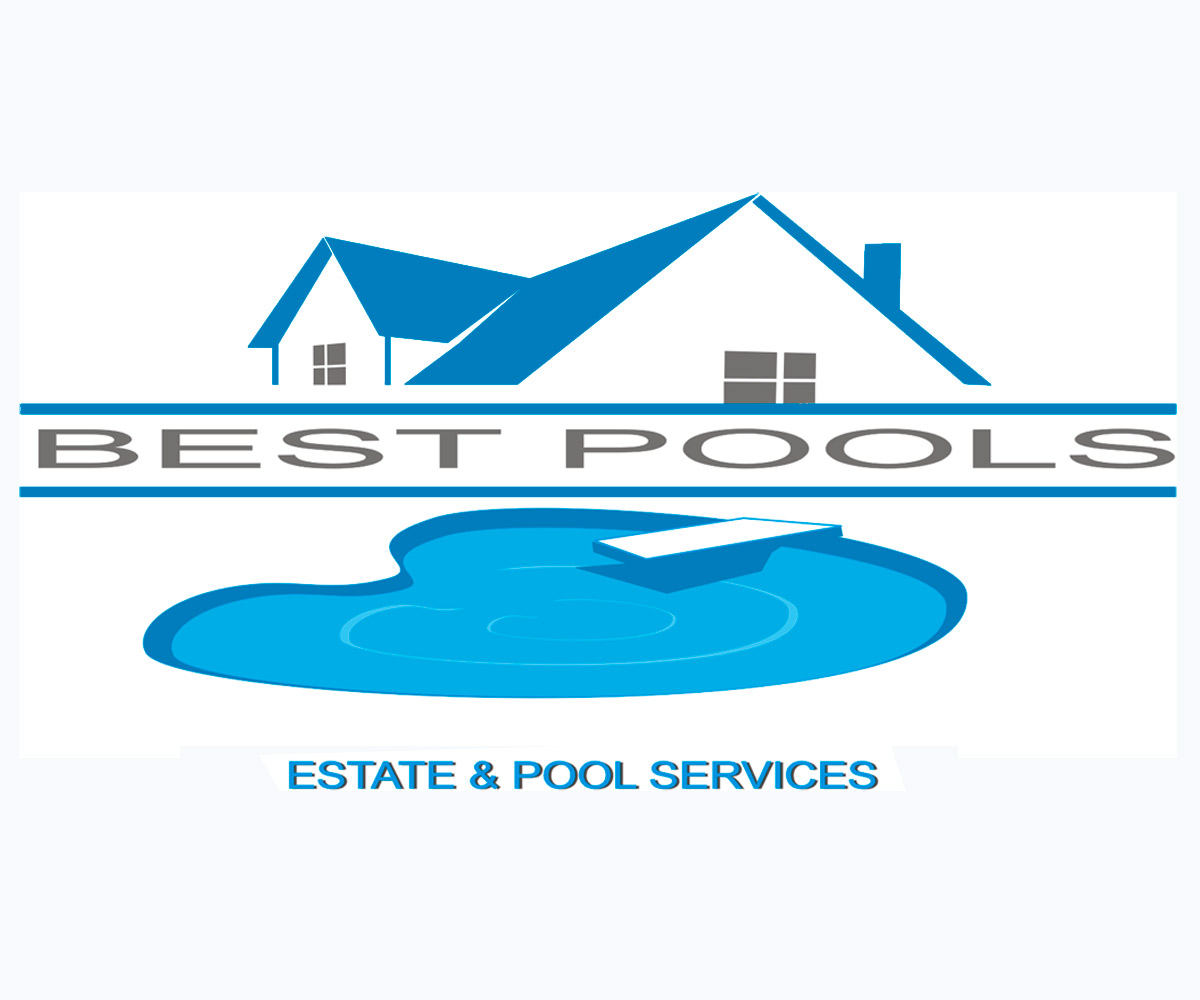 Upmarket professional pool service logo design for 1 for Pool design services