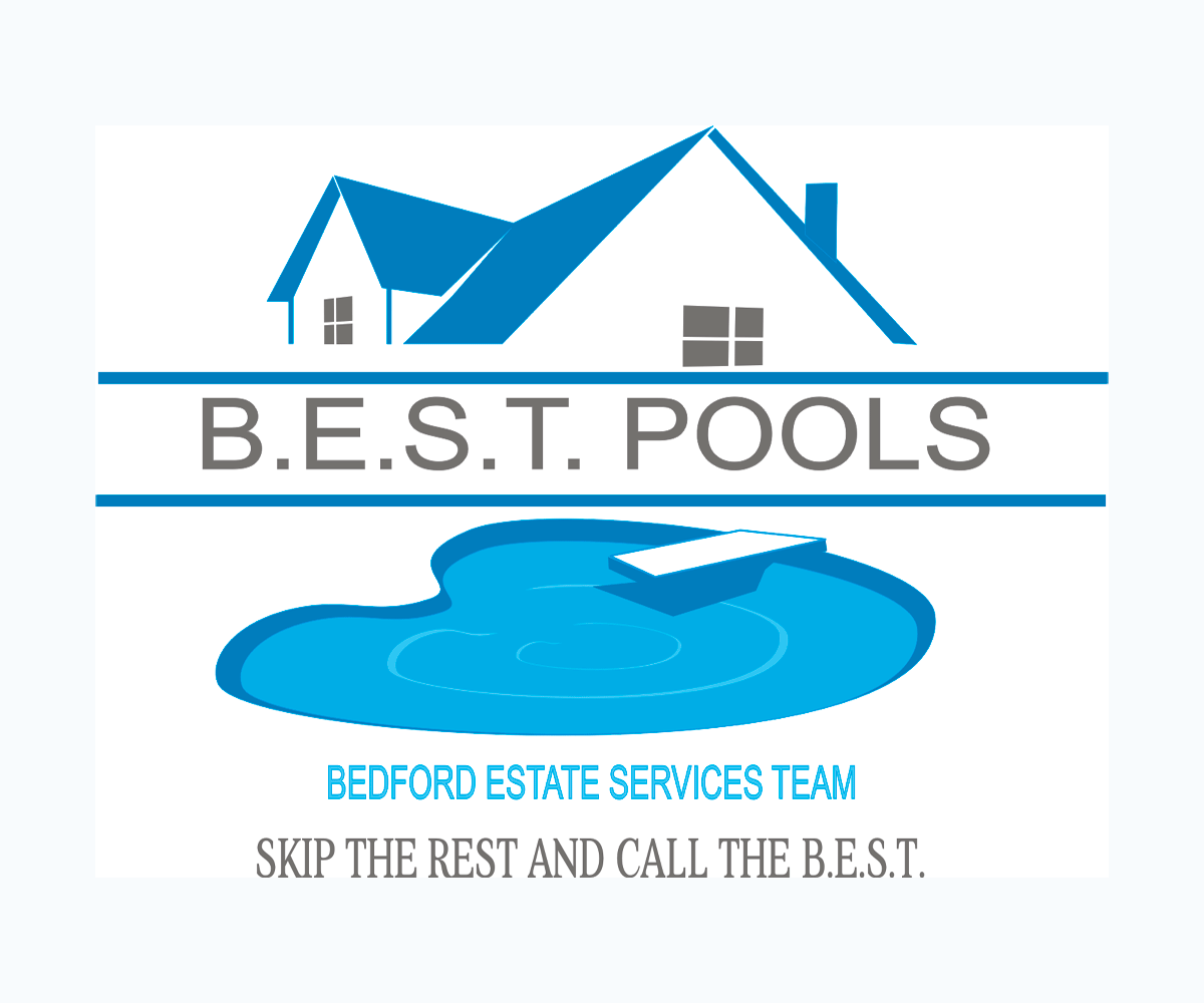 Upmarket professional logo design for brian by dunkah63 for Pool design company