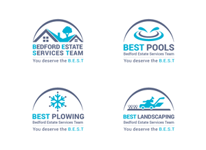 Pool service logo design galleries for inspiration for Swimming pool management companies