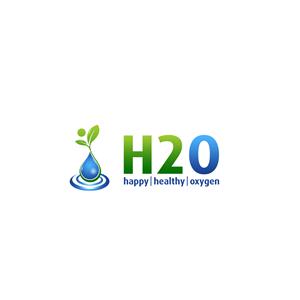 Logo Design by 29 design  H2o Logo Png