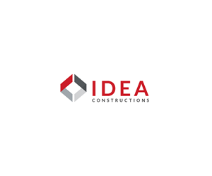 Logo Designs For Idea Constructions A Building Business In Australia