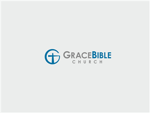 79 Professional Church Logo Designs for Grace Bible Church a ...