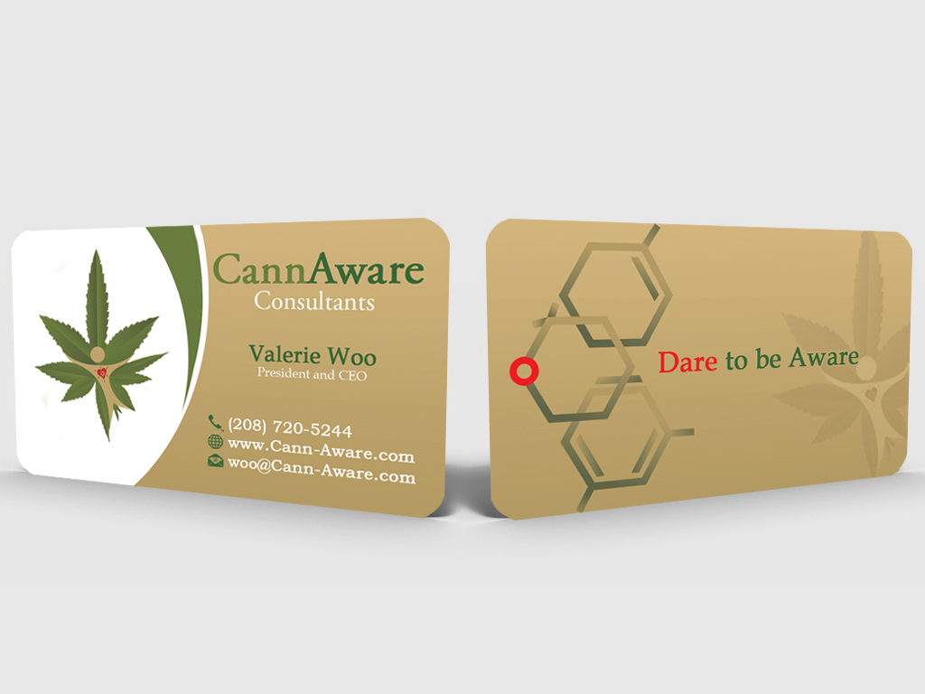 Bold playful business business card design for cannaware llc by bold playful business business card design for cannaware llc in united states design 3493357 colourmoves