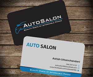 27 bold modern automotive business card designs for a automotive business card design design 3482914 submitted to automotive parts company business card reheart Choice Image